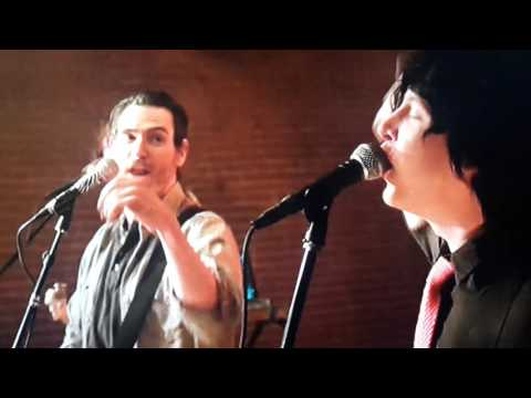 Wheels on the bus  - Anton Yelchin and Billy Crudup - Rudderless (2014)
