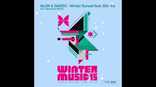 Alok & Dazzo - Winter Sunset feat. Ellie Ka (Original Mix) download na descrição