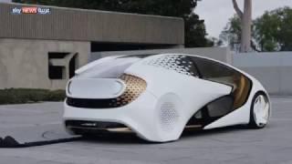 2017 عام اختبار السيارات الذكية