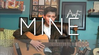 Baixar Bazzi - Mine - Cover (Fingerstyle Guitar)