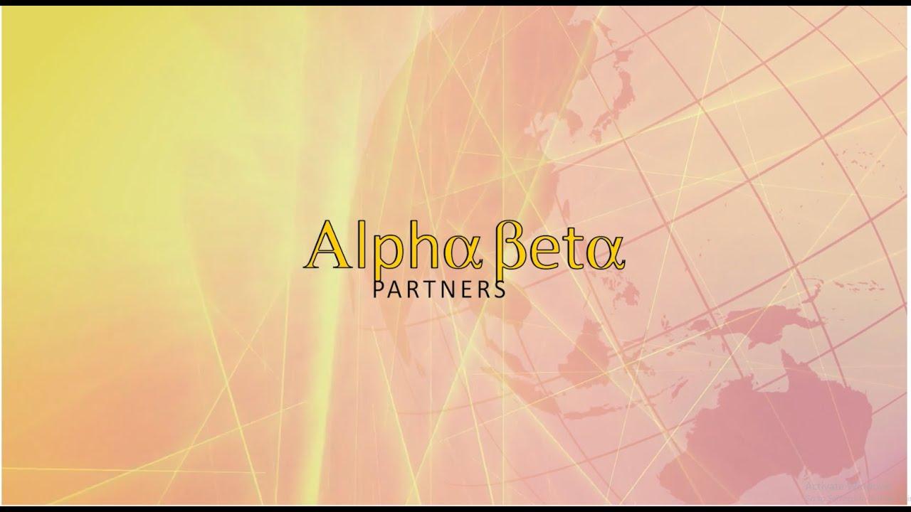 Alpha Beta Investment Update