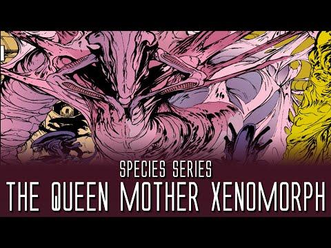 The Queen Mother Xenomorph - Species Series
