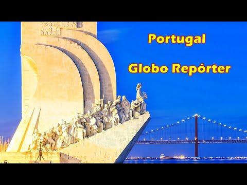 Portugal - Globo Repórter -  20.04.2018