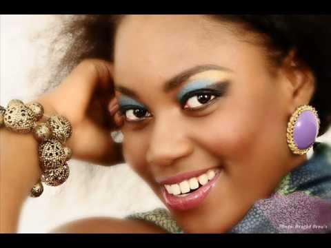 Femme Africaine du groupe Tibesti