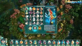 Видео обзор игры Prime World - Геймплей