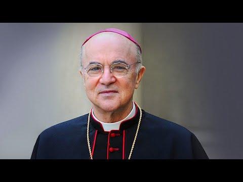 World Over - 2020-11-12 - (Subtitled) EXCLUSIVE! Archbishop Carlo Maria Vigano with Raymond Arroyo