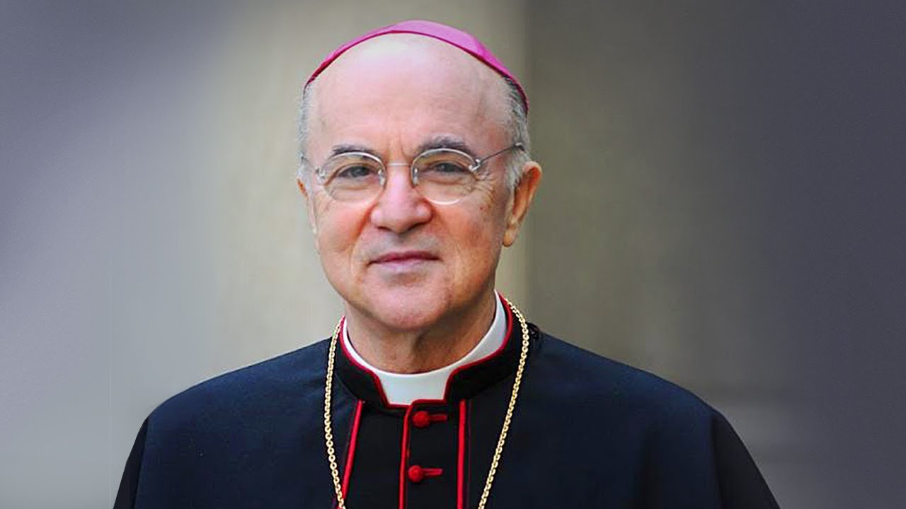Archbishop Carlo Maria Viganò Warns of 'Doctrinal Abuse' Undermining Teachings of the Catholic Church