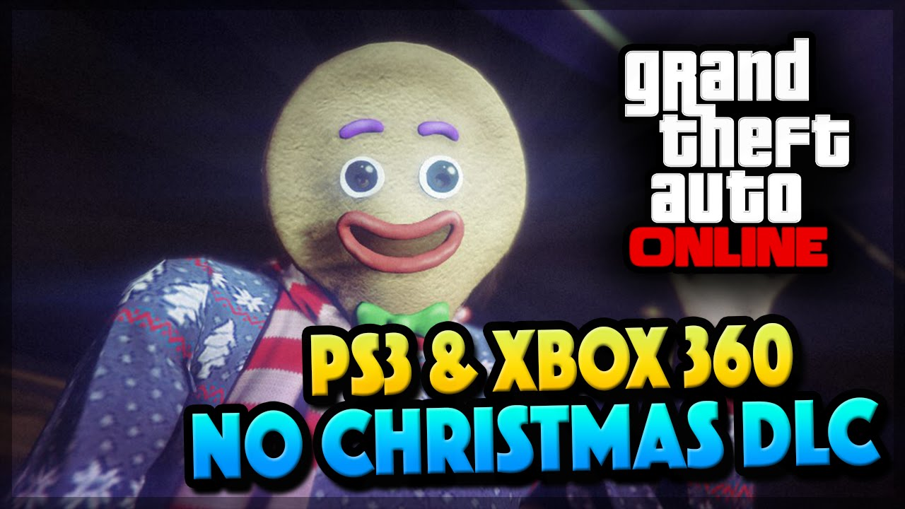 Gta 5 Christmas Dlc Ps3 2020 GTA 5 Online PS3 & Xbox 360 Christmas DLC Problems! (GTA 5