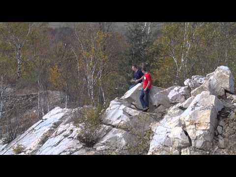 Throwing Rocks @