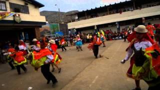 Danza Waka Waka de Puno - Colegio 6032 Almirante Miguel Grau Seminario