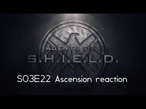 Agents of SHIELD S03E22 Ascension reaction