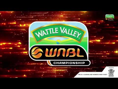 WNBL Preliminary Final - JCU Townsville Fire v SEQ Stars