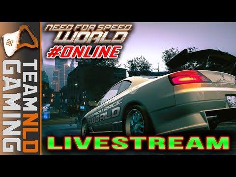 [LIVESTREAM] NFS:WORLD ONLINE - SOAPBOX RACE WORLD [OPEN BETA, /w DEVS] {EN}
