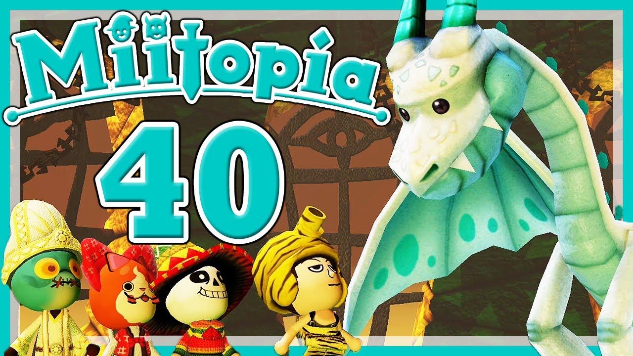 MIITOPIA [SWITCH REMASTER] # 40 ⚔️ Drachenzähmen leicht gemacht!