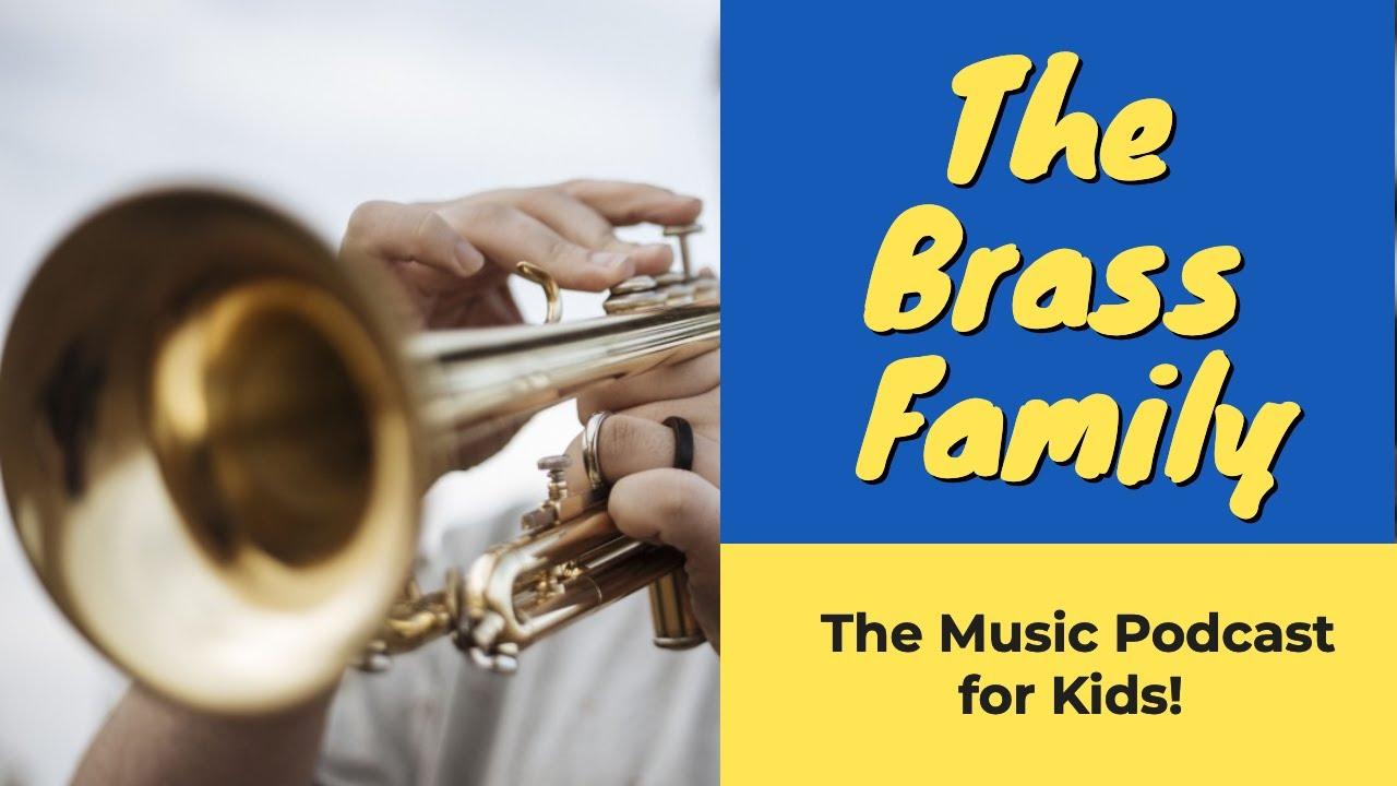 Online Music Lessons For Kids Brass Family Youtube