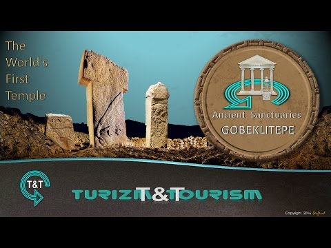 Gobekli Tepe  |  The World's First Temple | Stone Age Sanctuaries