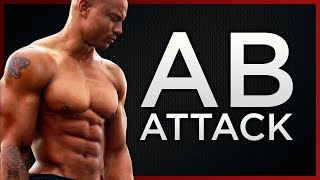 Amazing home workout (No Equipment)