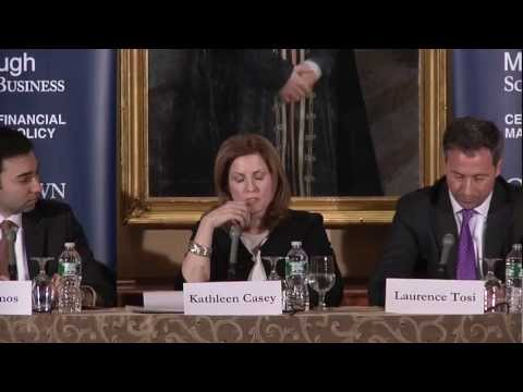 Capital Formation and Job Creation in NYC panel discussion