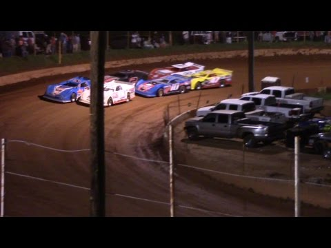 Winder Barrow Speedway Limited Late Model Feature Race 4/1/17