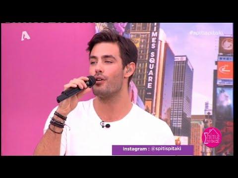 Kostas Martakis - Live Medley At