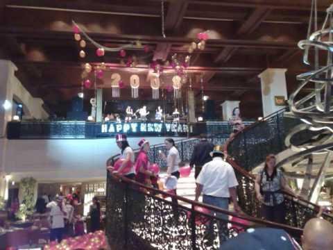 New Year's Countdown at Sofitel Philippine Plaza Manila