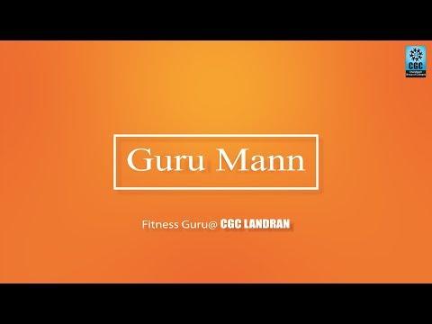 Fitness Guru Mann@CGC LANDRAN