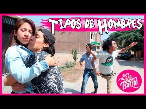 TIPOS DE HOMBRES   DeBarrio