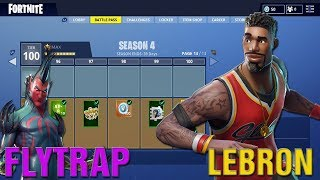 FORTNITE How To Get FREE LEBRON JAMES SKIN! New Lebron James Gameplay In Fortnite LIVE!