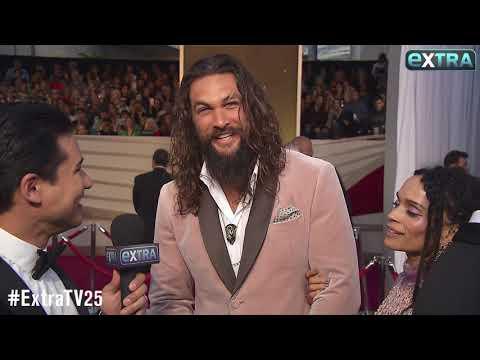 Jason Momoa Says 'Aquaman 2' Is Going To Be 'Amazing'
