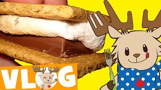 Let's Make S'mores!