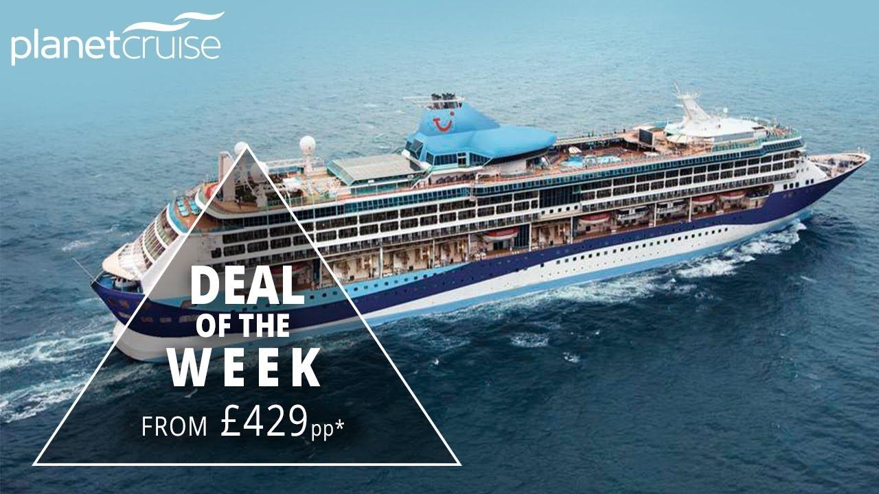 TUI Discovery Amsterdam Mini Cruise From Pp All Inclusive - All inclusive cruises deals
