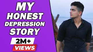 From Alcoholism To GLORY - My REAL Depression Story | BeerBiceps Mental Health