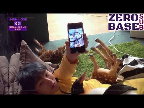 [ENGSUB] Wanna One GO 101sec - Ji Sung cut