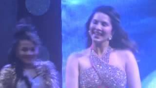 Sunny Leone performs at Bharatiya Nritya Kala Mandir in Patna