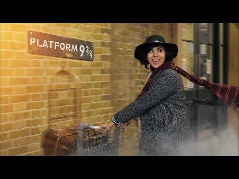 Pamiętnik z Londynu: Harry Potter, Peron 9¾