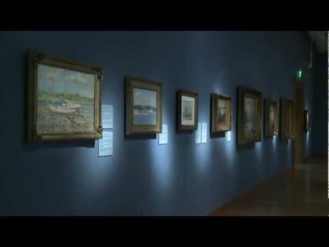 """Off 90"" Segment: The Minnesota Marine Art Museum"