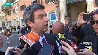 Orlando: 'Renzi lasci lavorare Martina o ritiri le sue dimissioni'