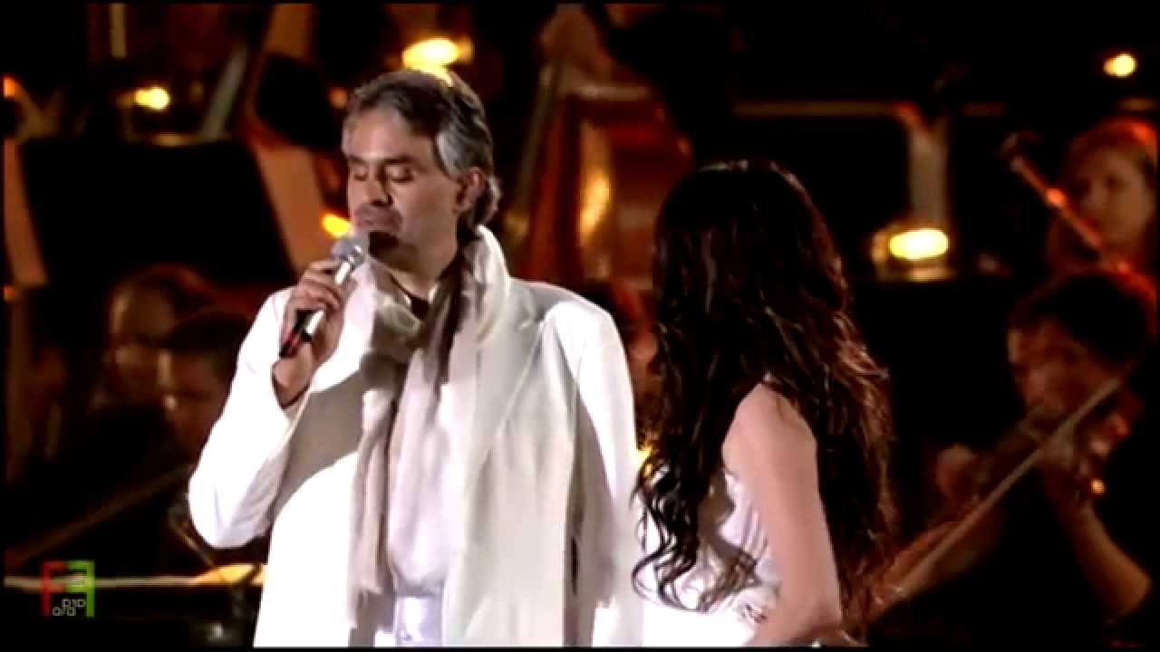 18 Andrea Bocelli ''Time To Say Goodbye'' duet with Sarah ...