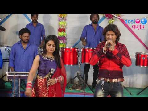 Gujarati Live Non Stop Garba Song for Navratri 2017 - Arjun Chauhan & Divya Khatri PART 1
