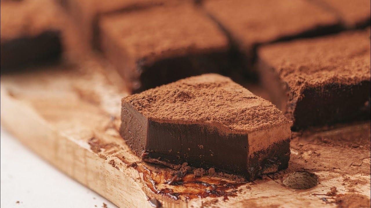 NAMA CHOCOLATE recipe – Cách làm SOCOLA TƯƠI SIÊUUU DỄ!!