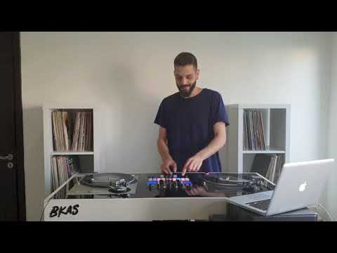 DJ BKAS - Red Bull Thre3style 2018 Submission CYPRUS