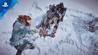 Horizon Zero Dawn: The Frozen Wilds - Meet the Scorcher | PS4