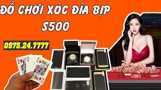 (S500) ĐỒ CHƠI XÓC ĐĨA BỊP - TINH VI NGANG NGỬA Z1000 SIÊU THÔNG MINH