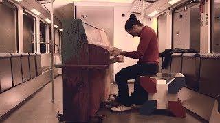 David Ianni - Train of Dreams (MY URBAN PIANO Episode 1: Luxembourg)