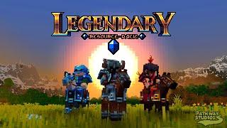 Legendary Texture Pack Ręlease Trailer   Minecraft Marketplace