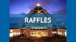 RAFFLES 5* ОАЭ Дубай обзор – отель РАФФЛЕС 5* Дубай видео обзор