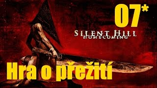 CZ tit. | Let's Play | Silent Hill: Homecoming | #07 | HARD | 1080p