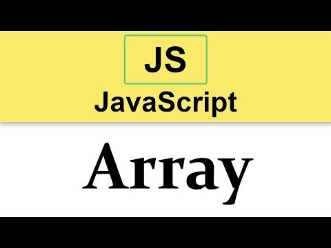 #16-javascript-tutorial-|-introduction-to-array-2019