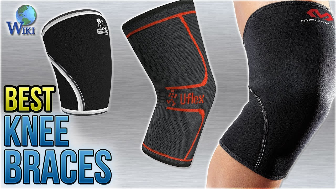 77b76e7aea 10 Best Knee Braces 2018 - YouTube