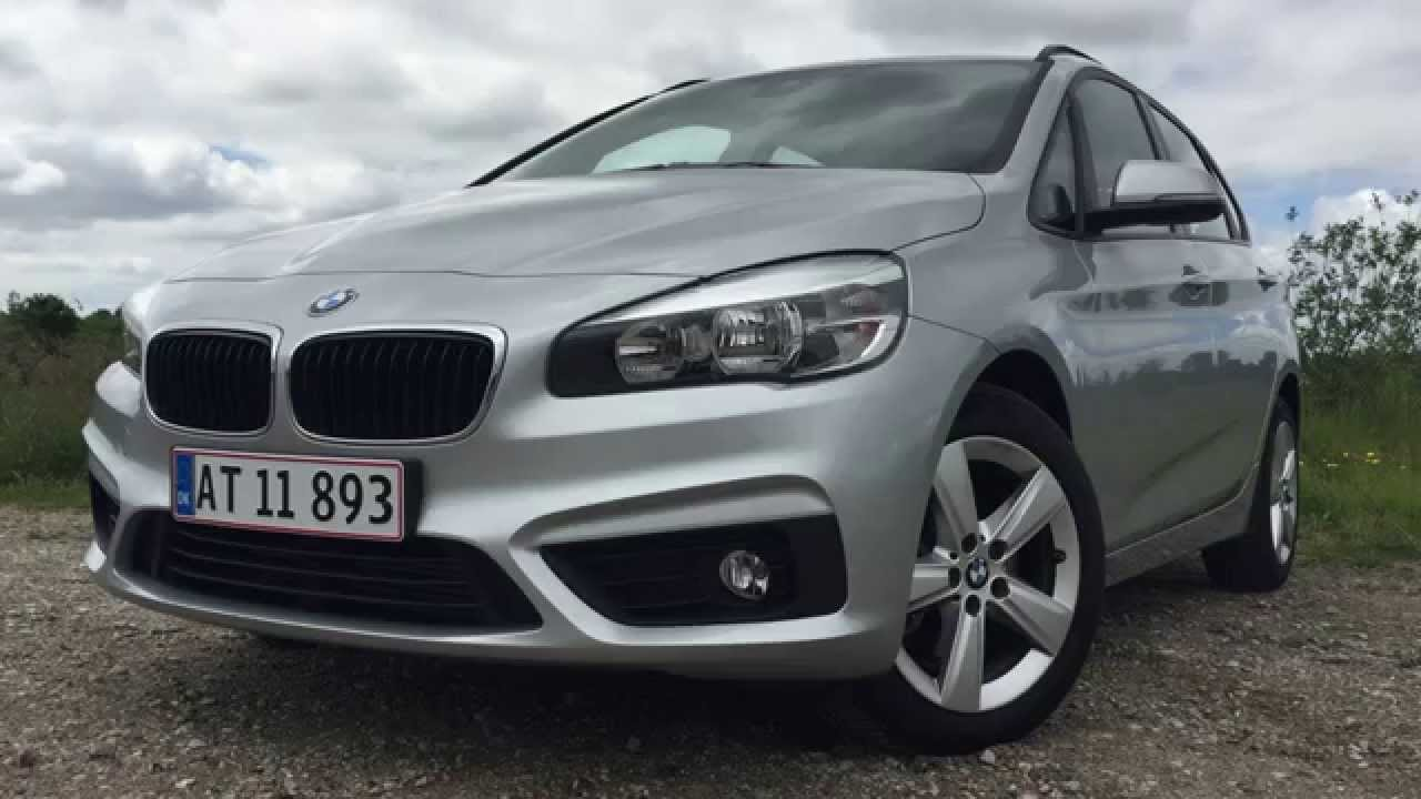 bmw 218i 2015 active tourer test youtube. Black Bedroom Furniture Sets. Home Design Ideas